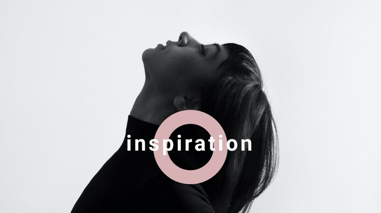 Find your inspiration Web Page Design