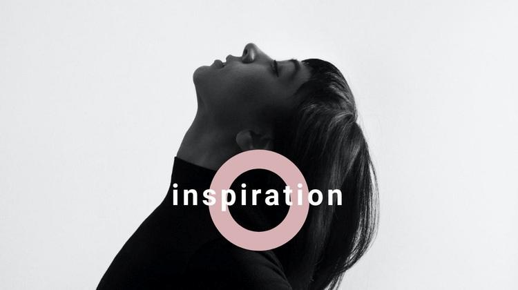 Find your inspiration Web Page Designer