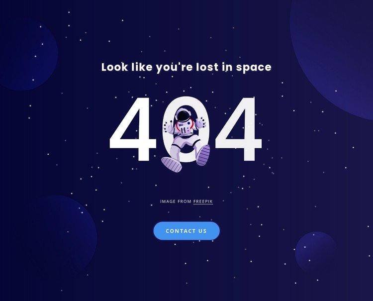 404 page Static Site Generator