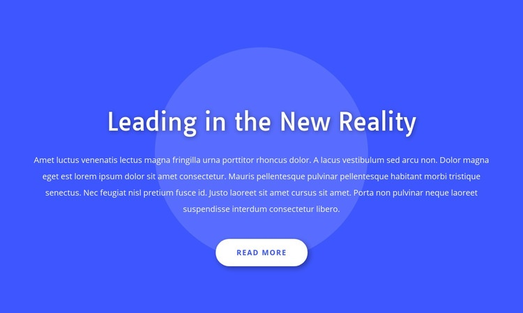 Leading in the new reality Wysiwyg Editor Html