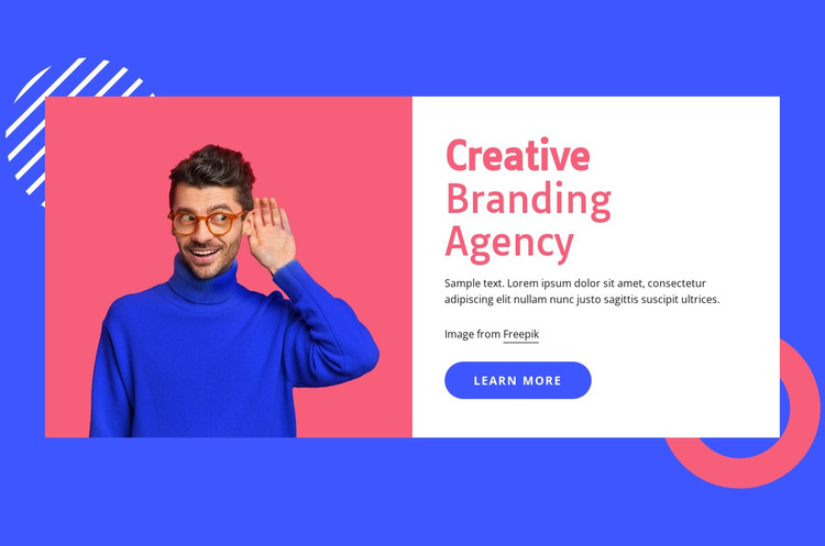 We use brains to create brands Web Design