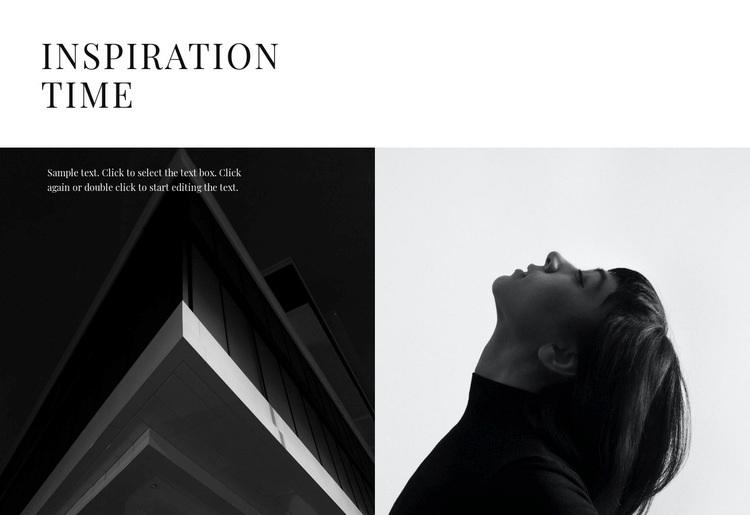 Inspiration ideas Web Page Designer