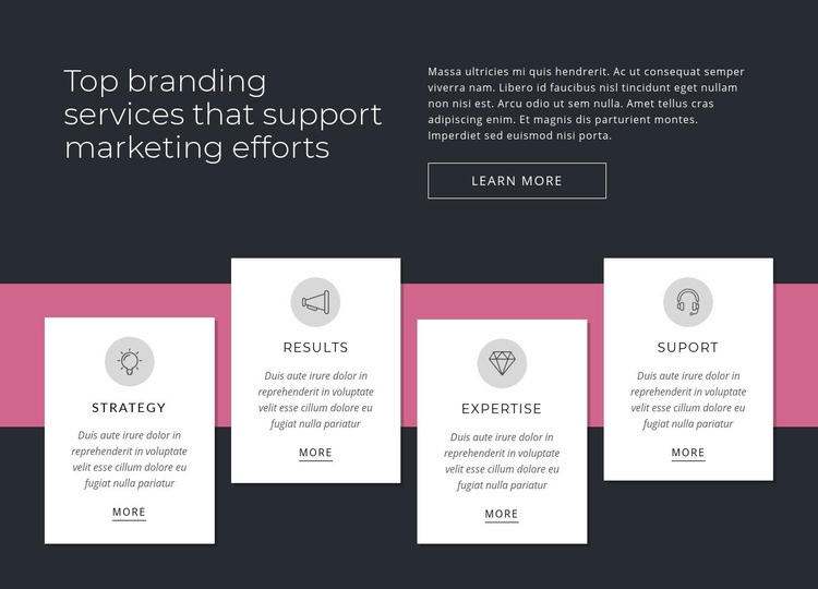 Top branding services Web Page Designer