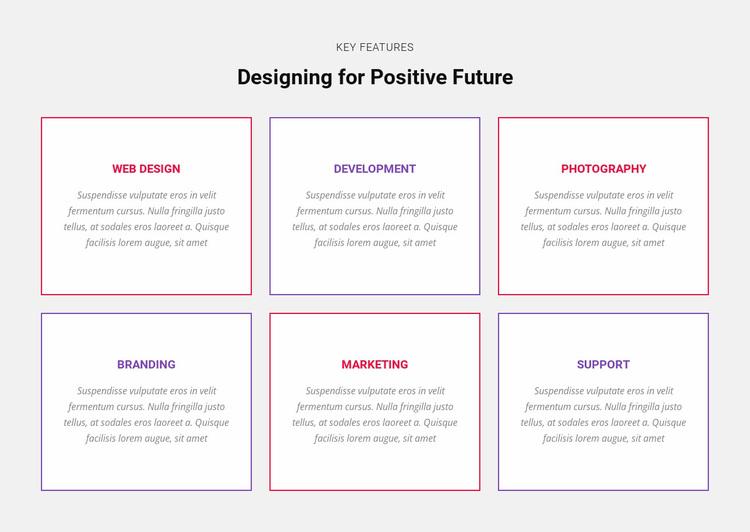 Essential business skills Website Design