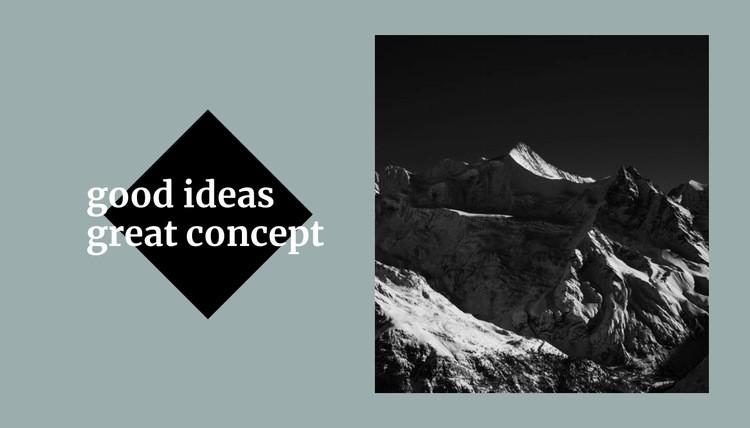 Conceptual solutions Web Page Designer