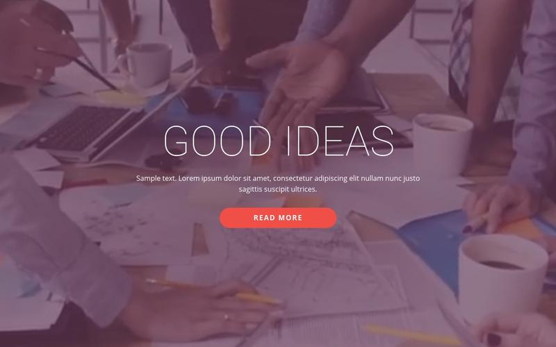 Good business ideas  Website Maker