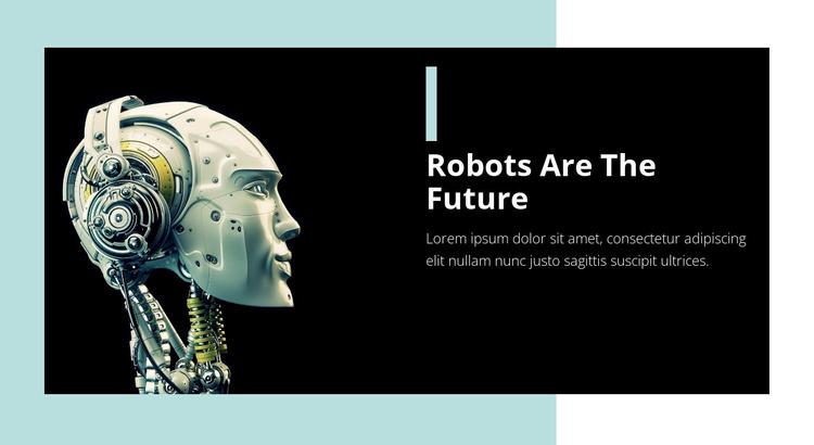 Self-driving technology Joomla Template