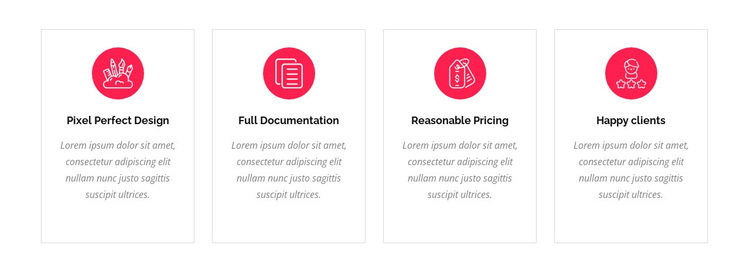 We design products, services, systems HTML5 Template