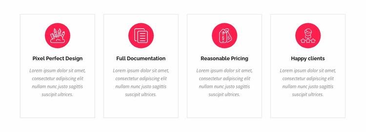We design products, services, systems Website Builder Templates