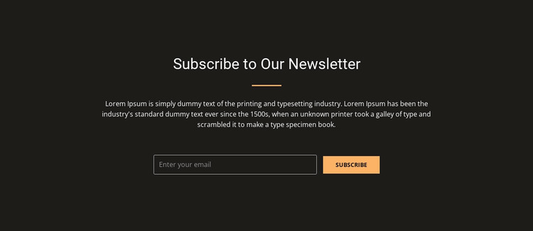 Subscribe now and receive 20% discount WordPress Website Builder