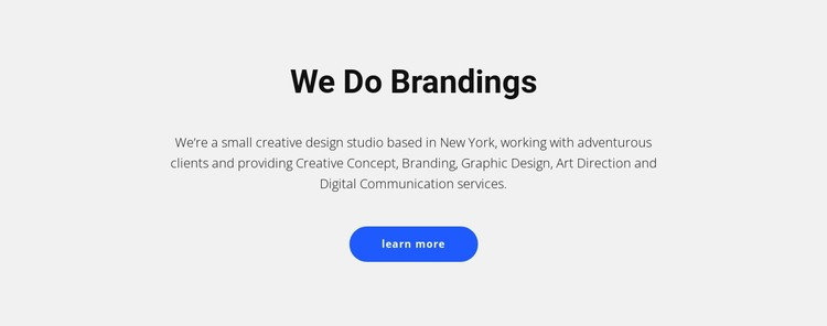 For brands that sell stuff Static Site Generator