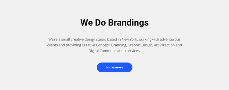 For brands that sell stuff Website Builder Software