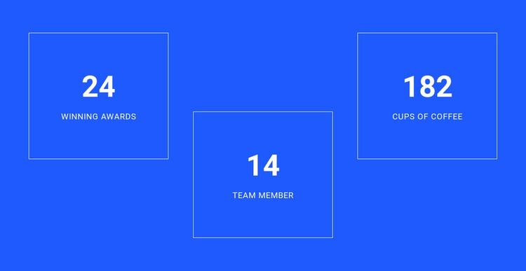 Counter Symbol Website Design