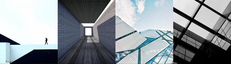 Architecture Skyscraper WordPress Website Builder