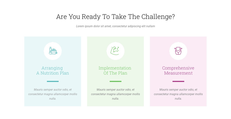Features Ready Challenge Website Builder Software