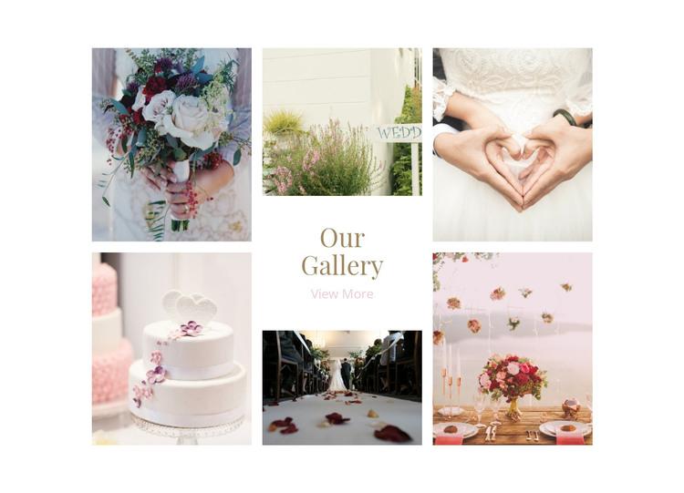 Galerry Wedding Planners WordPress Theme