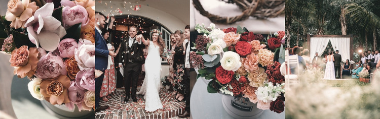 Wedding abroad in Italy HTML Template