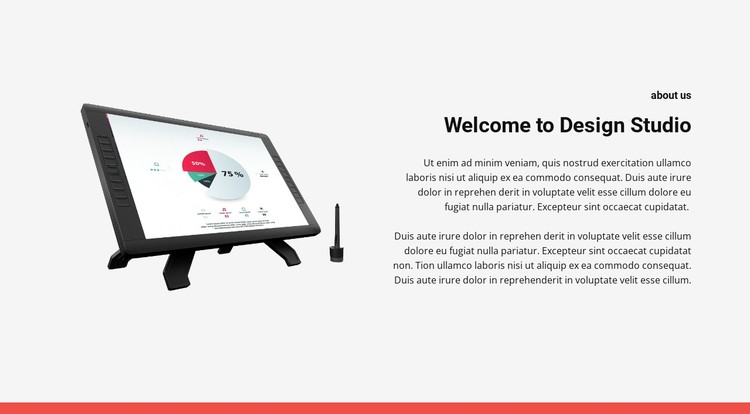 Build a website with us Static Site Generator