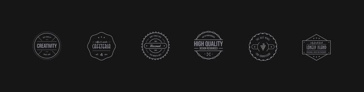 Brands symbol Joomla Template