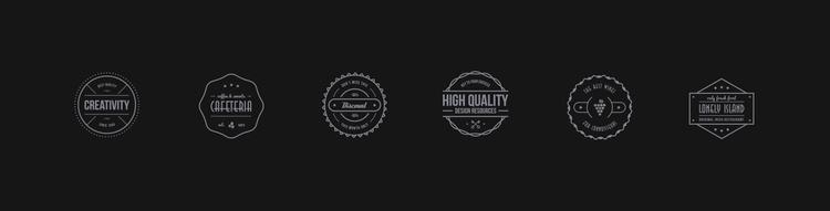 Brands symbol Website Template