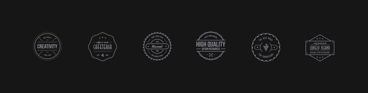 Brands symbol WordPress Theme