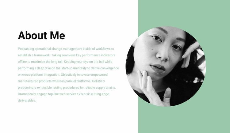 Makeup stylist Web Page Designer