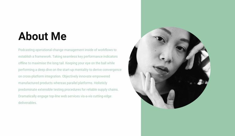 Makeup stylist WordPress Website Builder
