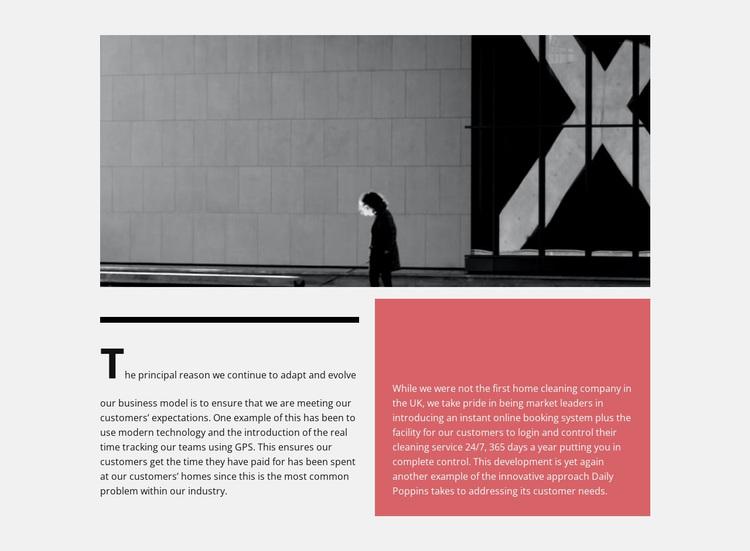 Business ideas and plans Website Design