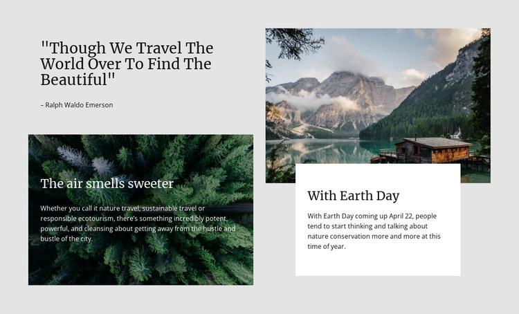 World travel HTML Template