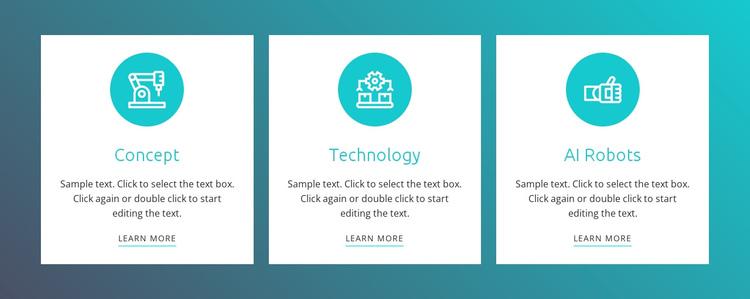 Robotics process automation Website Builder Software