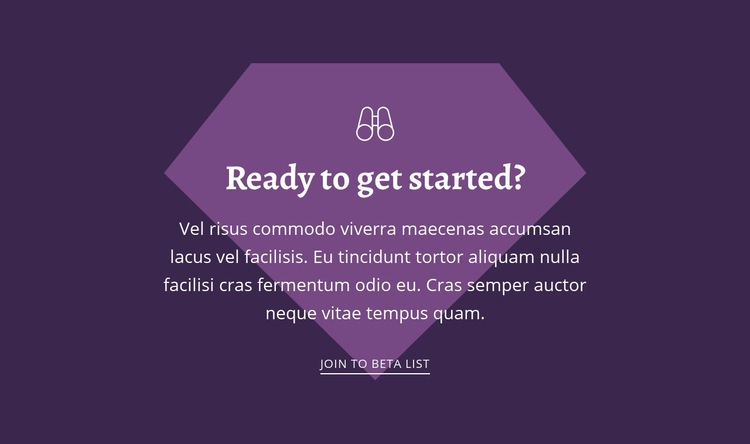 Ready to get started Web Page Design