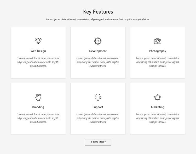 Digital design and technology Joomla Template