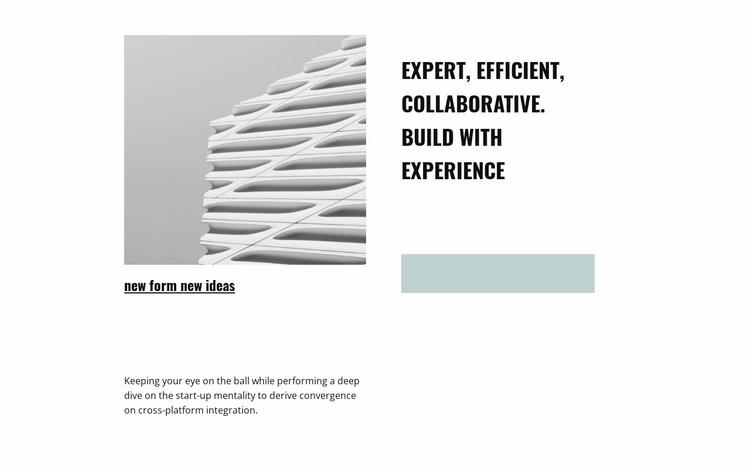 Elite real estate Website Template