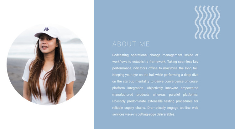 Young guide HTML Template