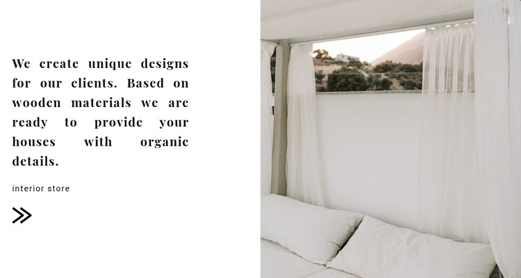 Interesting places to stay Web Page Designer