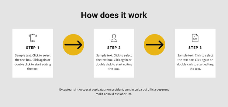 Three steps to work Woocommerce Theme