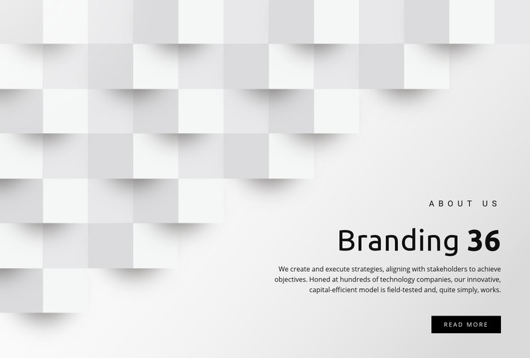 Management and branding Html Code Example
