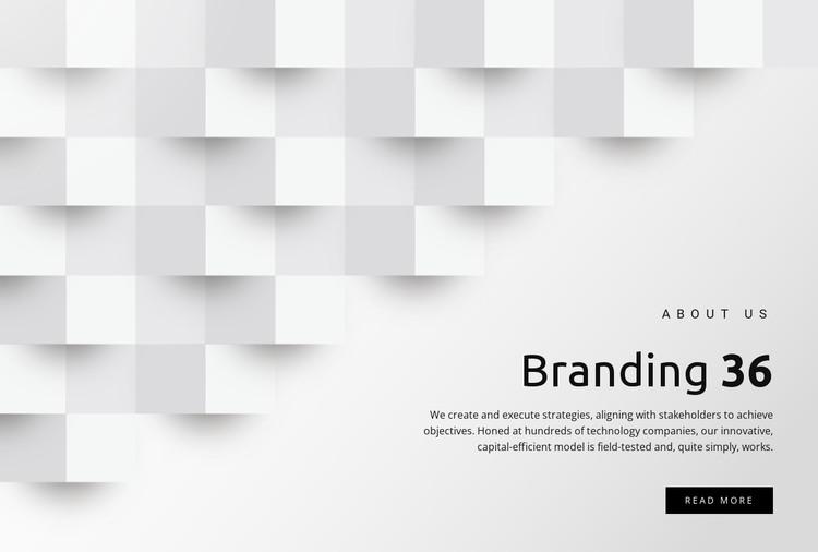 Management and branding Web Design