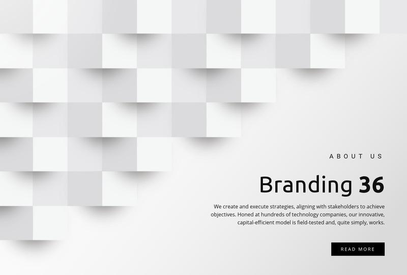 Management and branding Web Page Designer