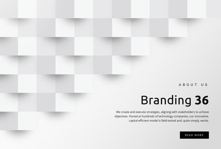 Management and branding Website Builder