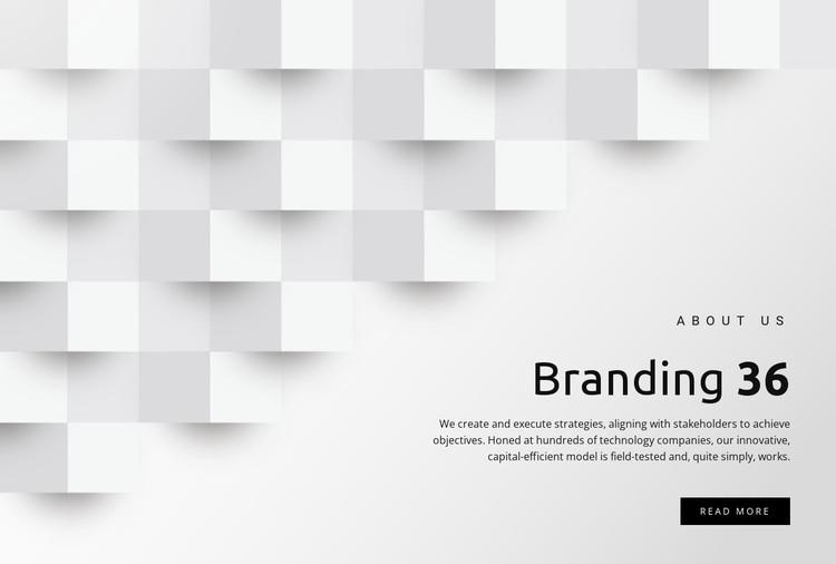 Branding and design services Website Design