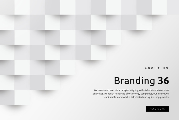 Management and branding WordPress Theme