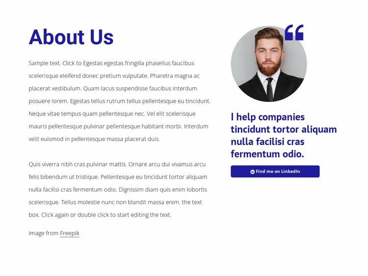 How we help companies grow Website Design