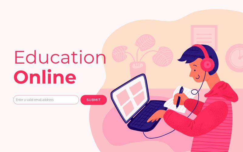 Digital learning Website Creator