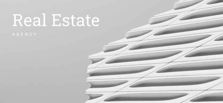 Housing selection agency Website Builder Software