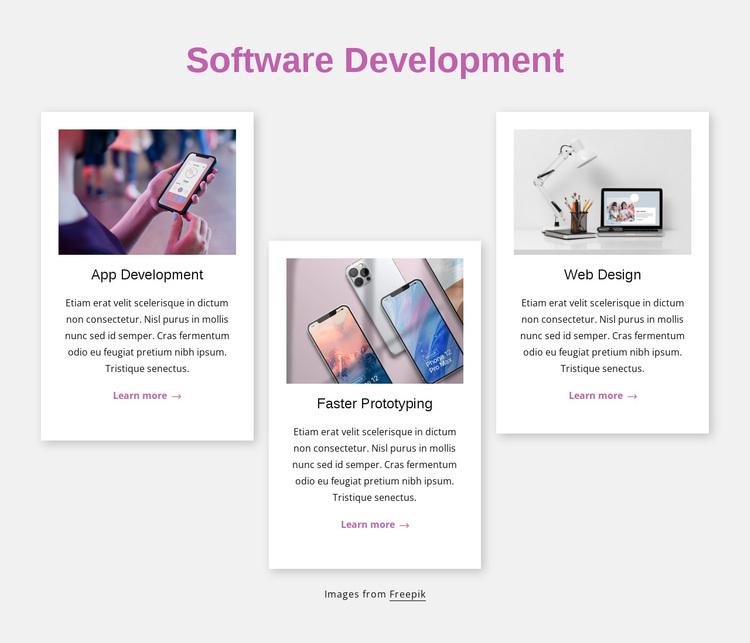 Software development engineering Joomla Page Builder