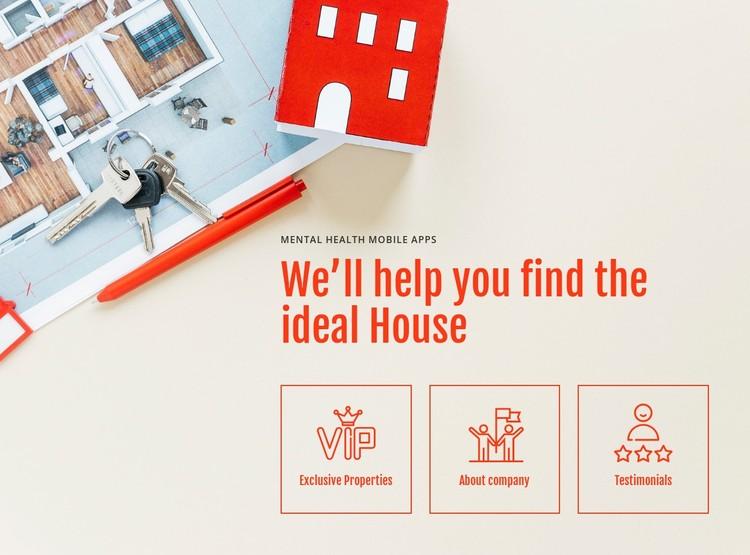 Leading real estate company Static Site Generator