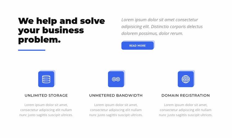 Update your business Website Mockup