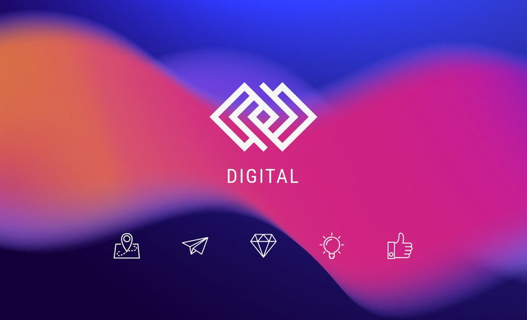 Digital art  Website Builder