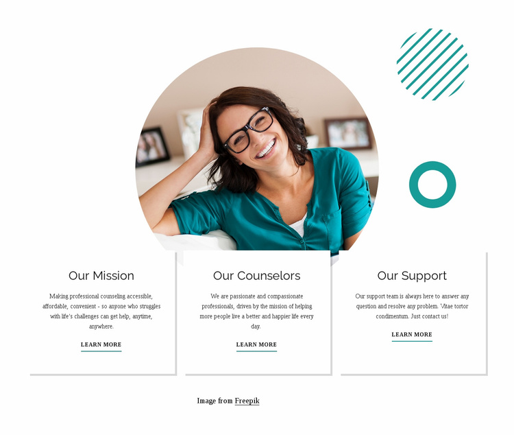 Smart selling and lead recovery Website Template